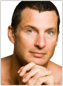 Male Cosmetic Surgery Model Image
