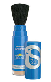 SPF 20 POWDER SUNSCREEN Photo